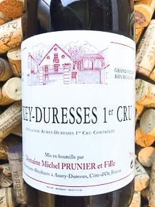 Michel Prunier Auxey Duresses Rouge 1e Cru 2015
