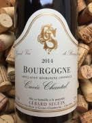 Gerard Seguin Bourgogne Pinot Noir Cuvee Chantal 2015