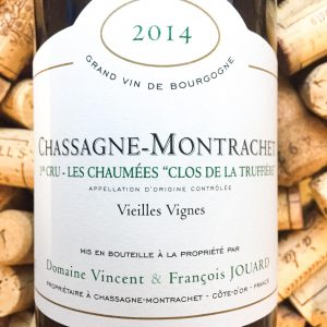 V&F Jouard Chassagne Montrachet 1er Cru Les Chaumees 2015