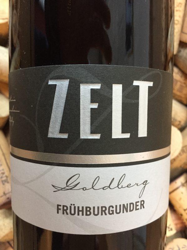 Ernst & Mario Zelt Frühburgunder Goldberg Pfalz 2016