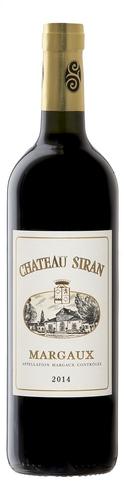 Château Siran Margaux 2014