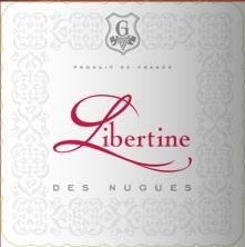 Domaine des Nugues Libertine Vin de France Rose 2016