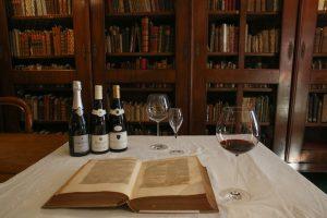 Wijn op Dronk en Van der Steur