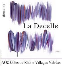 Domaine de la Decelle Valreas 2014