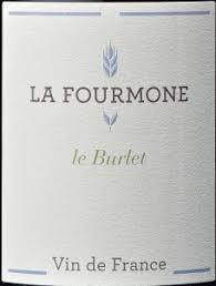 Domaine La Fourmone Le Burlet Rouge Vin de France