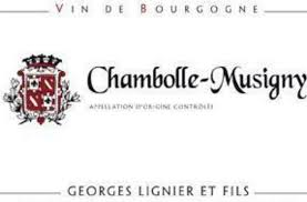 Georges Lignier Chambolle Musigny 2015