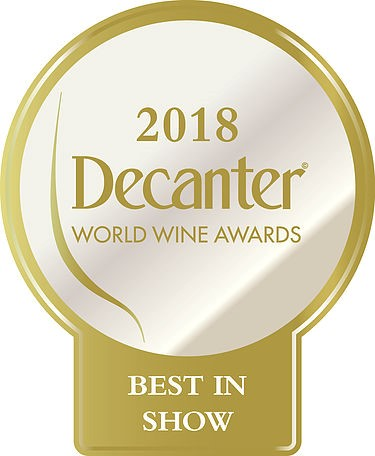 "Ceres Composition Pinot Noir Central Otago 2015 ""best in show"" in Decanter 2018"