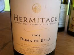 Domaine Belle Hermitage 2005