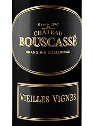 Chateau Bouscasse Madiran Vieilles Vignes 2009