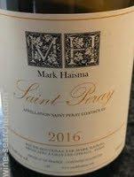 Mark Haisma Saint Peray 2016