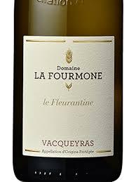 Domaine La Fourmone Vacqueyras Blanc La Fleurantine 2016