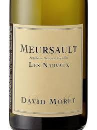 David Moret Meursault Les Narvaux 2017