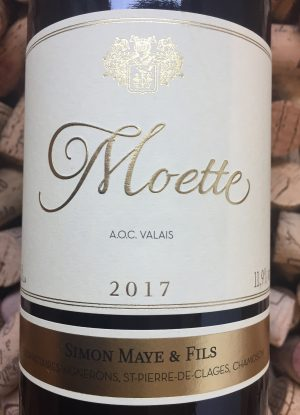 Simon Maye Moette Valais 2017
