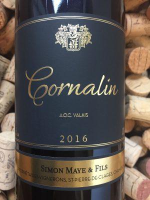 Simon Maye Cornalin Valais 2016
