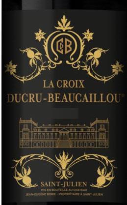 Chateau La Croix Ducru-Beaucaillou Saint-Julien 2015
