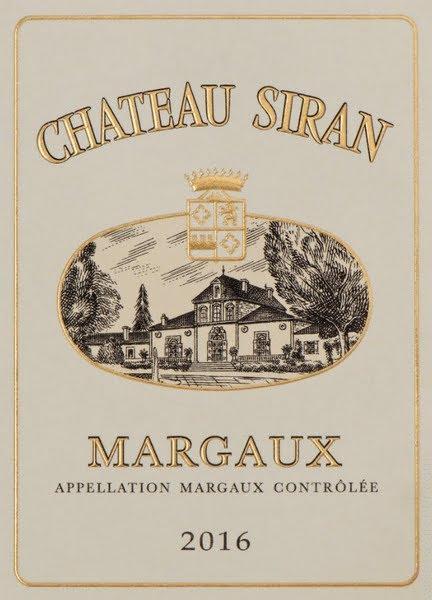Chateau Siran S de Siran Margaux 201