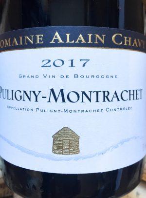 Alain Chavy Puligny Montrachet 2017