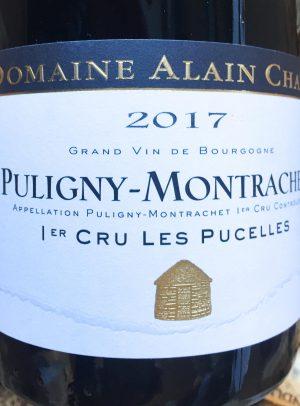 Alain Chavy Puligny Montrachet Les Pucelles 2017