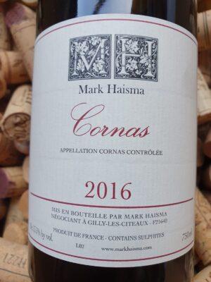 Mark Haisma Cornas 2016