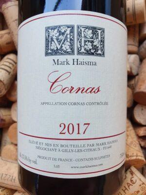 Mark Haisma Cornas 2017