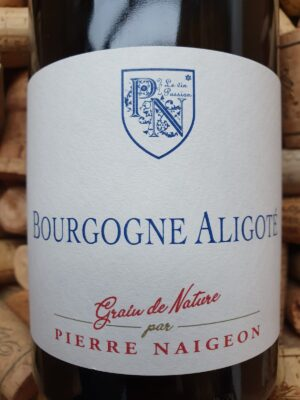 Pierre Naigeon Bourgogne Aligote La Riotte 2019