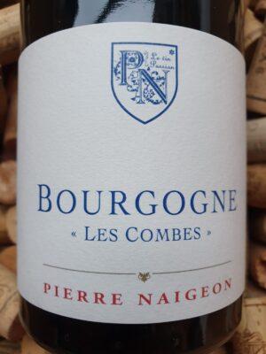 "Pierre Naigeon Bourgogne ""Les Combes"" 2018"