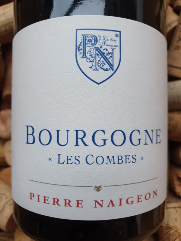 "Pierre Naigeon Bourgogne ""Les Combes"" 2018"