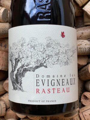 Domaine des Evigneaux Rhone Rasteau 2017