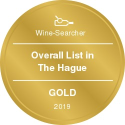 Two gold medals of Winesearcher