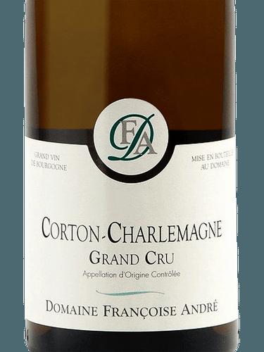 Francoise Andre Corton Charlemagne Grand Cru 2015