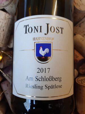Toni Jost Riesling spät;lese