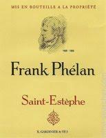 Chateau Phelan Segur Cuvee Frank Phelan Saint Estephe 2015