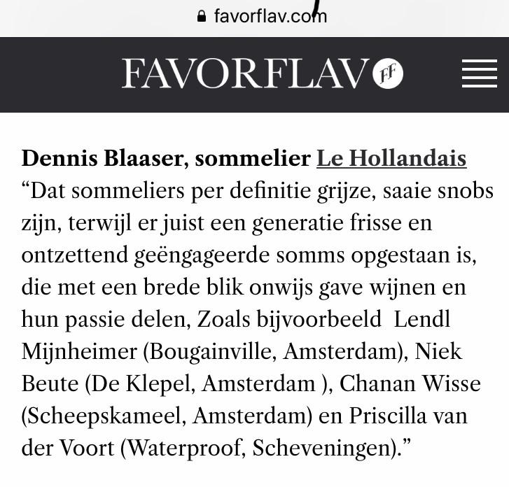 Dennis Blaaser in het nieuws