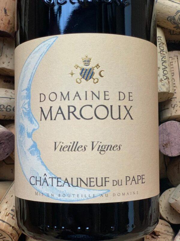 Domaine de Marcoux Chateauneuf du Pape Vieilles Vignes 2017