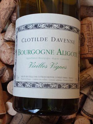 Clotilde Davenne Bourgogne Aligote