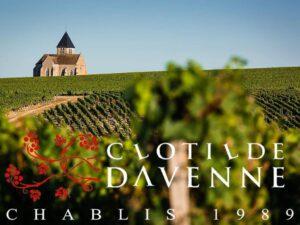 Clotilde Davenne Wijn op Dronk