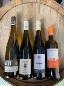 Asperge wijnen