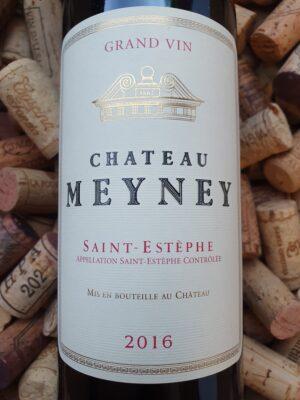 Chateau Meyney Saint-Esthephe 2016