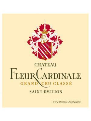 Chateau Fleur Cardinale Saint-Emilion Grand Cru Classe 2016