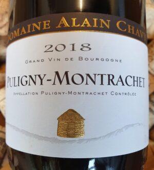 Alain Chavy Puligny Montrachet 2018