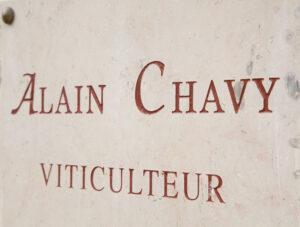 Alain Chavy Wijn op Dronk
