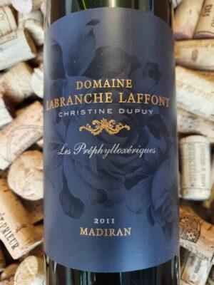 Labranche Laffont Les Prephylloxeriques 2011