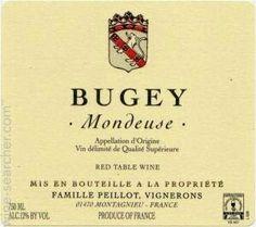 Franck Peillot Bugey Mondeuse 2019