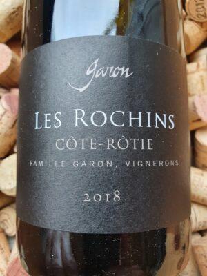 Domaine Garon Cote Rotie Les Rochins 2018