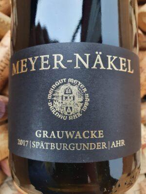 Meyer Näkel Grauwacke Spätburgunder Ahr 2017