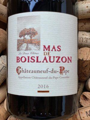 Mas de Boislauzon Chateauneuf du Pape Tradition 2016
