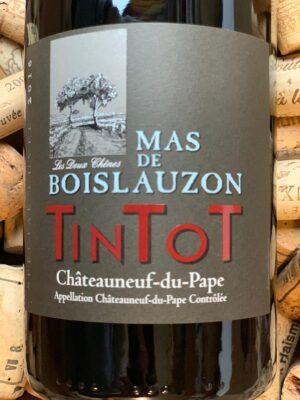 Mas de Boislauzon Chateauneuf du Pape Tintot 2016