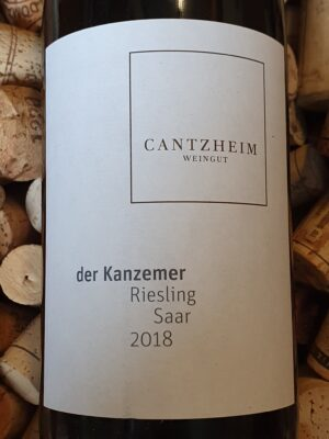 Weingut Cantzheim Riesling Kantzemer Altenberg Saar 2018