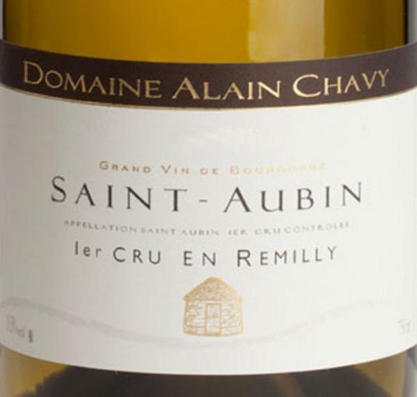 Alain Chavy Saint Aubin Premier Cru En Remily 2018