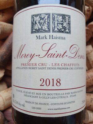 Mark Haisma Morey Saint Denis Premier Cru Les Chaffots 2018